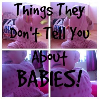 things they don't tell you about babies
