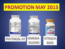 MAY 2015 Promotion
