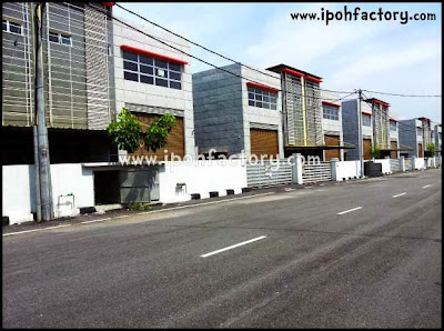 IPOH FACTORY FOR SALE AND RENT (I00128)