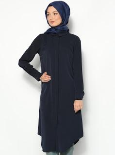 Busana muslim casual trendy modern terbaru pilihan wanita masa kini