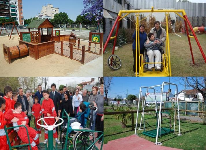 partido de elche fundacin y parque adaptado para nios
