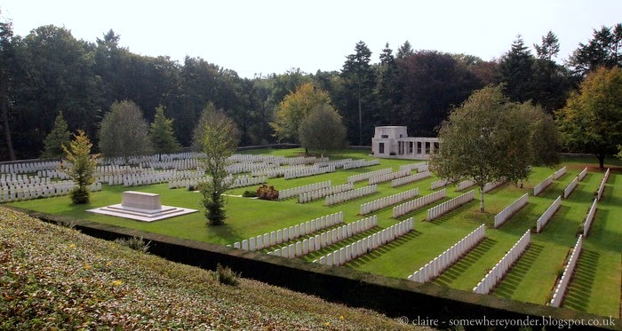 Polygon Wood, Flanders Fields Belgium
