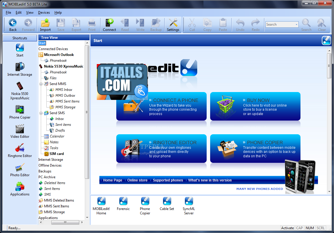 MOBILedit 1 MOBILedit! Lite 6.0.0.1397 Download Last Version