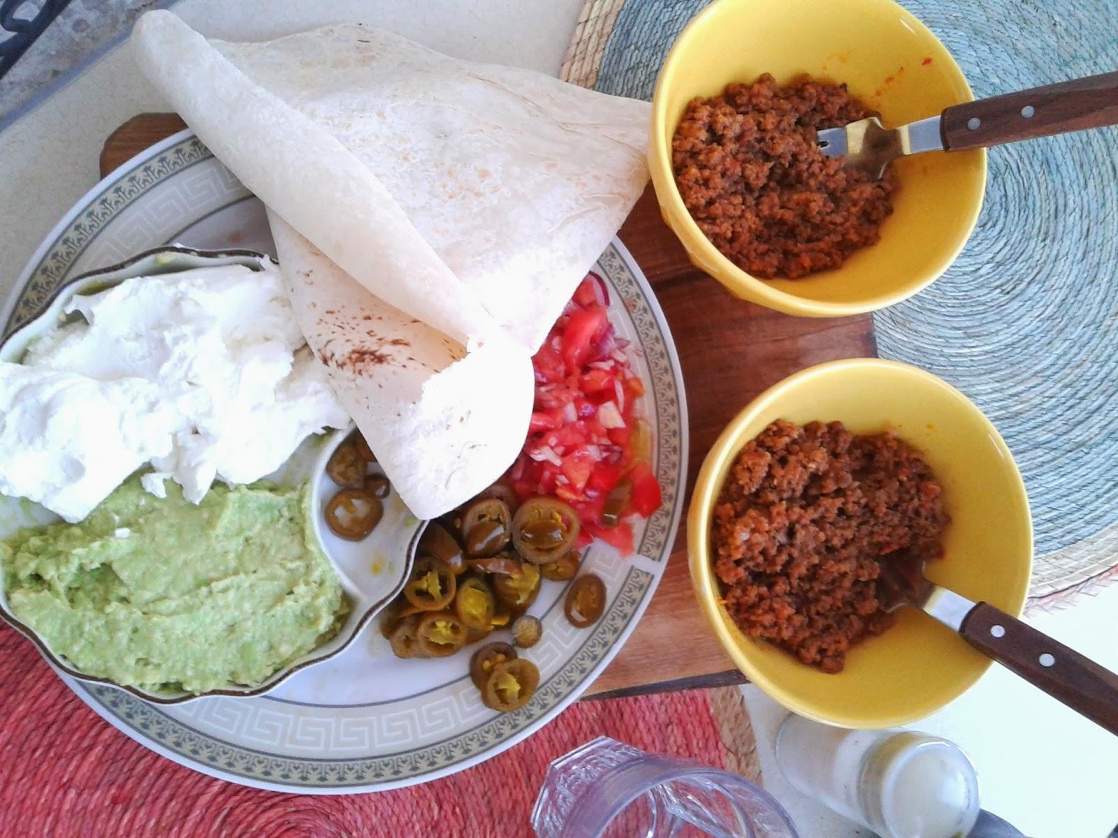 Tavuk Fajita Yemek Tarifi, Nasıl Yapılır