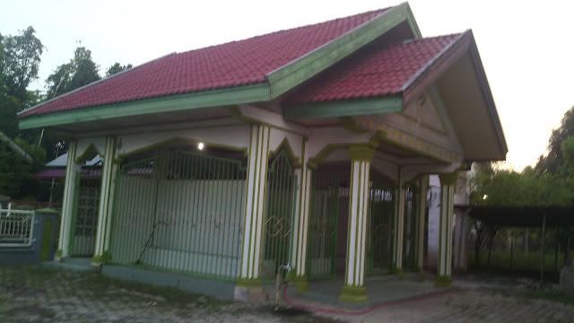 Gambar Tempat Wudhu Gampong Keutapang Krueng Dhoe, Sanggueu - Pidie.
