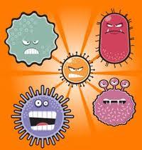 Algunos agentes causantes de enfermedades infecciosas no son