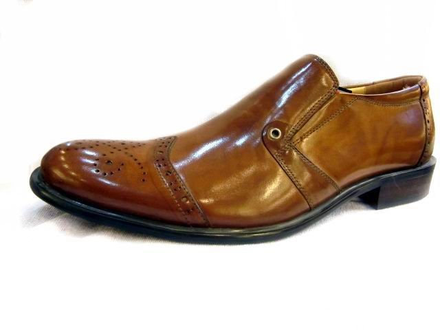 new fashion mall dress shoes for men