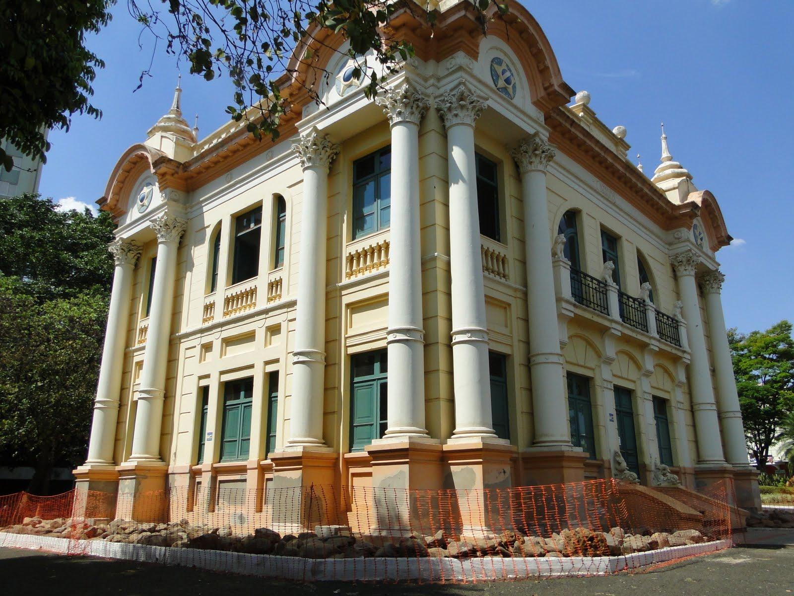 curso de decoracao de interiores em uberlandia: : Projeto de Restauração Preventiva do Museu de Uberlândia/MG