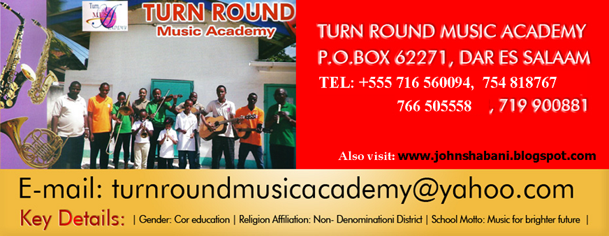TURN ROUND MUSIC ACADEMY