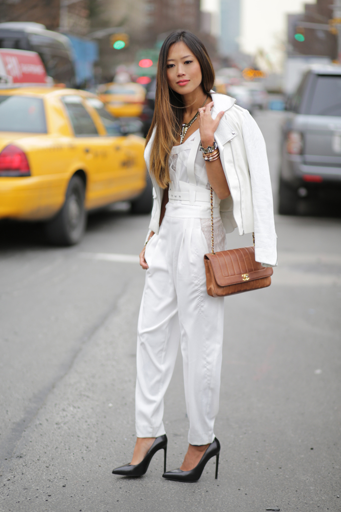 New York Fashion Week After Bcbg Song Of Style