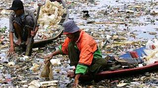 Macam-Macam Pencemaran Lingkungan (Contoh Makalah)