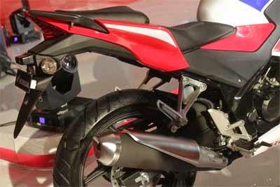 Honda CBR lokal