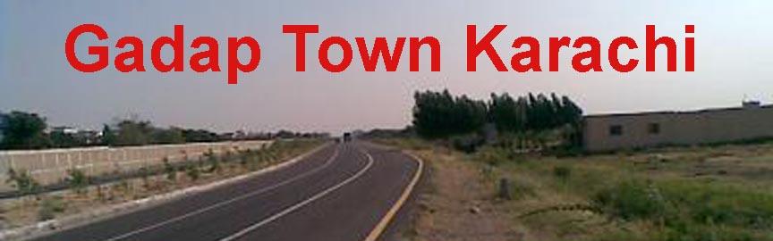 Gadap Town, Karachi