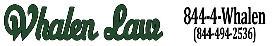 Whalen Law