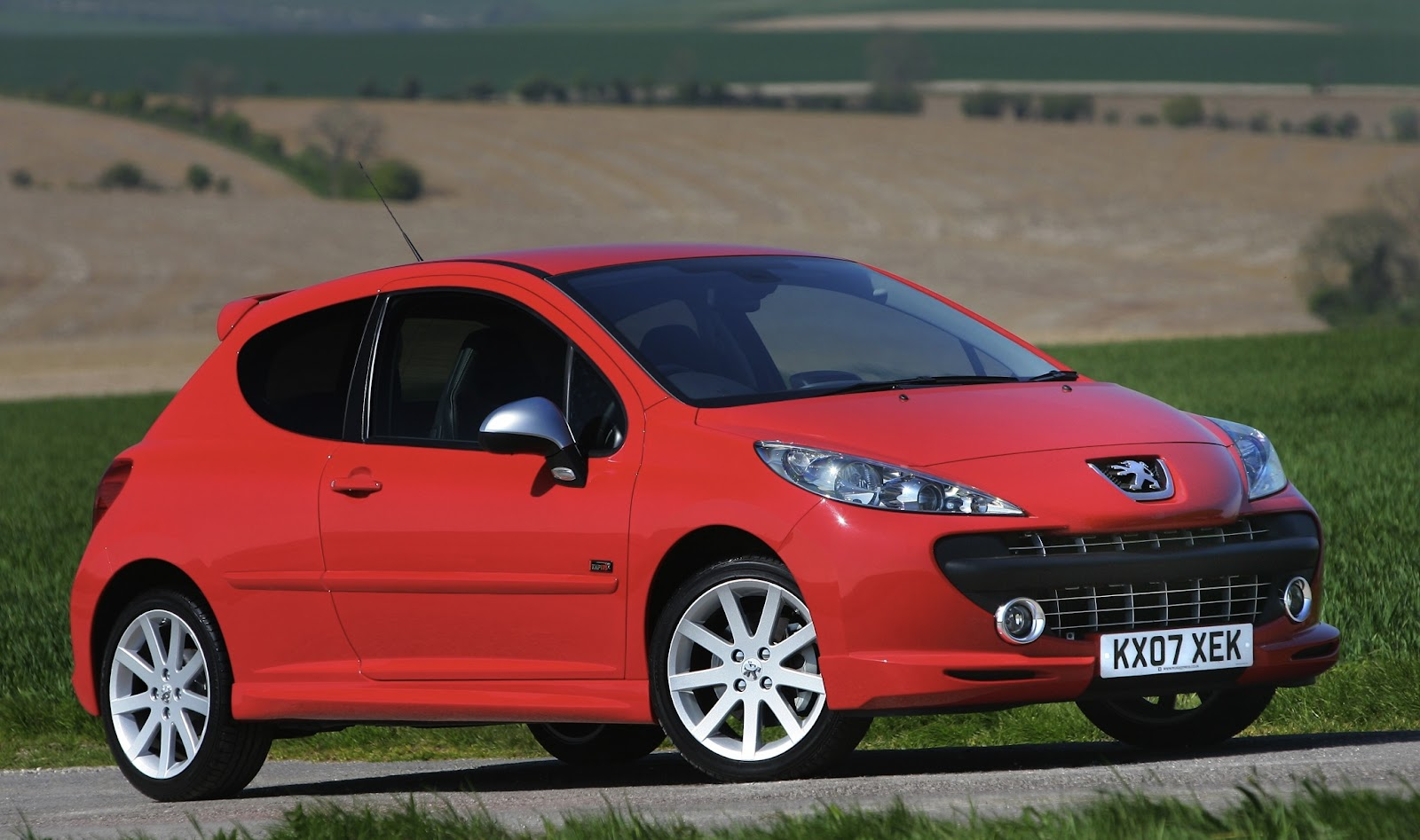 speedmonkey peugeot basically accept the 206 and 207 were crap. Black Bedroom Furniture Sets. Home Design Ideas
