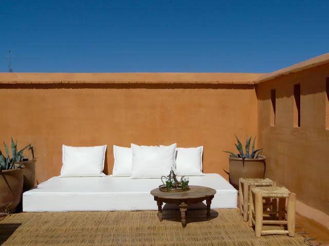Terraza decorar tu casa es for Decoracion de la pared de la terraza