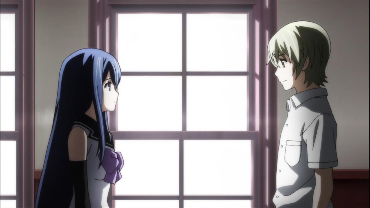 Ryouta meets Neko
