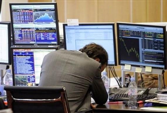 Colapso Financiero Mundial 2015