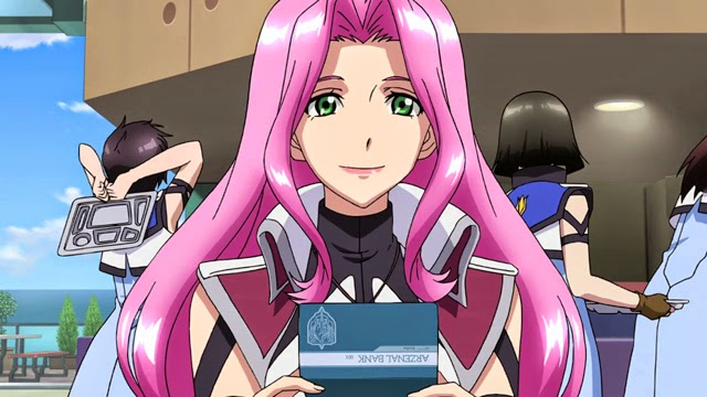 Cross Ange: Tenshi to Ryuu no Rondo Episode 7 Subtitle Indonesia