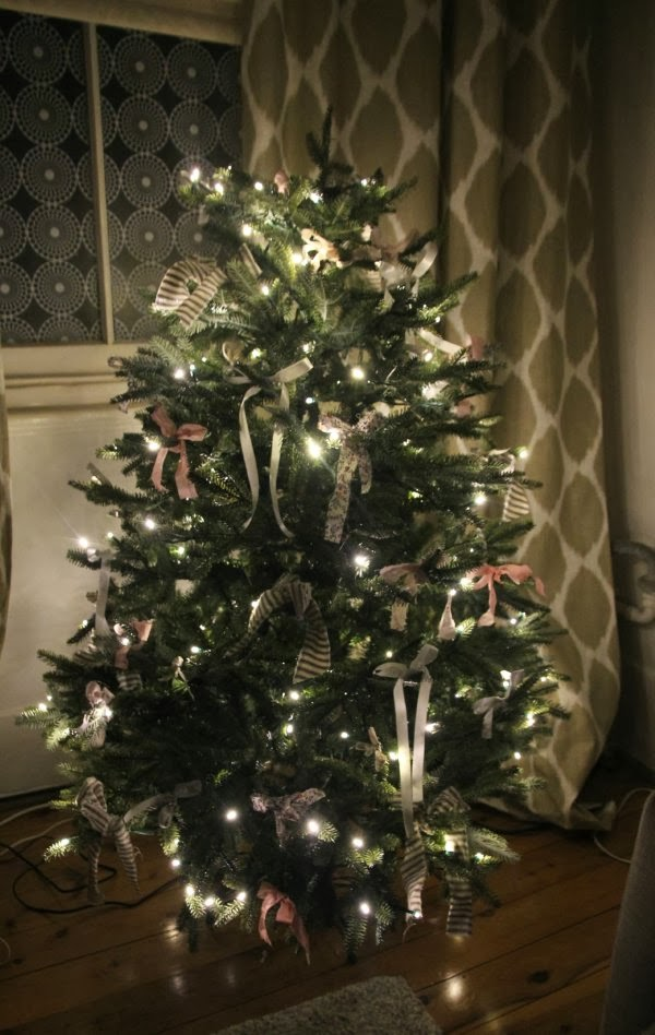 Decorate Christmas Tree With Bows : How to decorate your christmas tree part diy bows