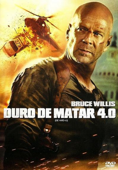 Filme Duro de Matar 4.0 Dublado AVI DVDRip