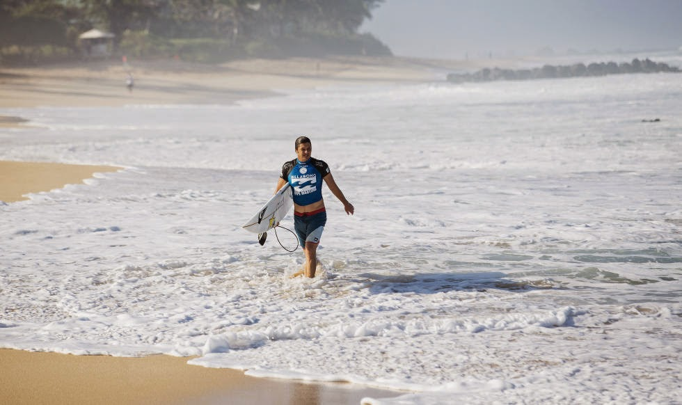 64 Billabong Pipe Masters 2014 Reef McIntosh Foto ASP