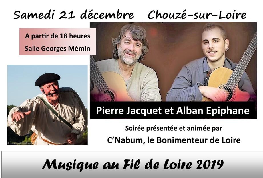 Musique au fil de Loire 2019