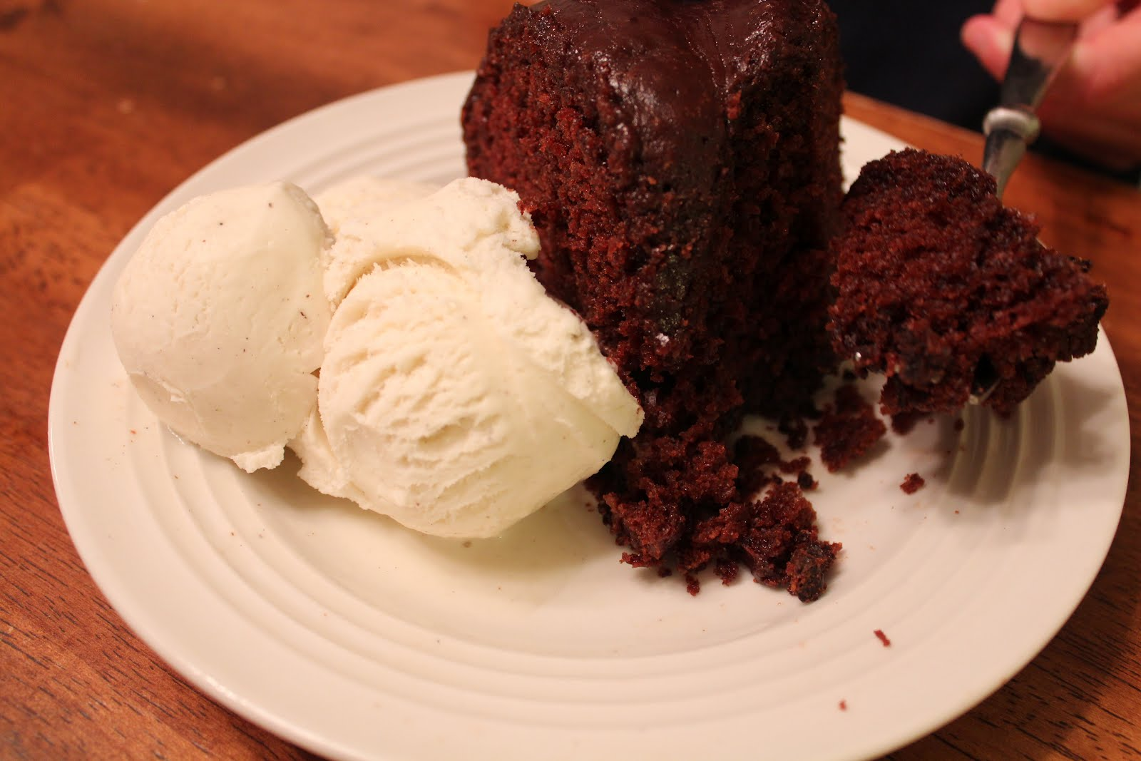 BEST CHOCOLATE CAKE EVER!!!!! - Yummy Healthy Easy