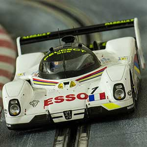 Manicslots Slot Cars And Scenery Gallery Le Mans