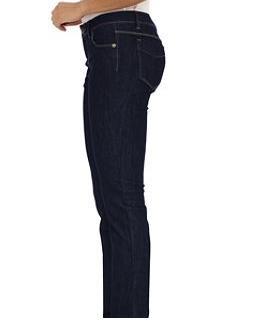 Rinsed Deep Indigo UltraFit Slim Leg Jeans