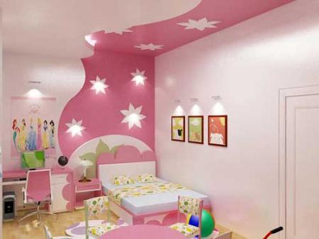 Muebles y decoraci n de interiores dormitorios infantiles - Diseno dormitorios infantiles ...