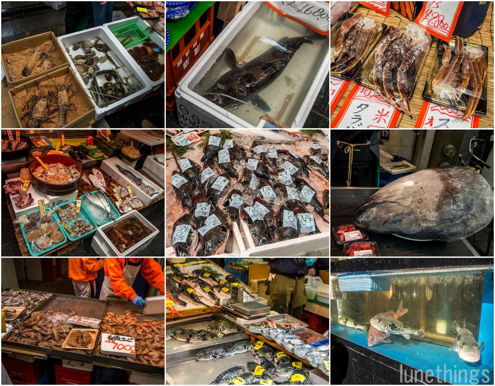 how to get to kuromon market