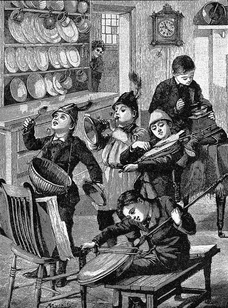 Los Niños, la Música y Manel Borguñó