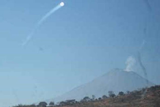 Popocatépetl | Objetos Extraños