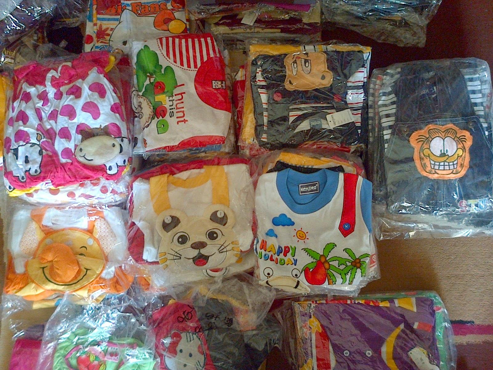 Koleksi Baju Anak Import Tanah Abang