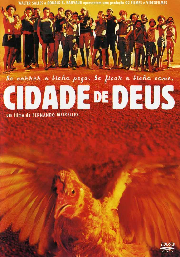 Cidade de Deus Torrent - BluRay 720p/1080p Nacional