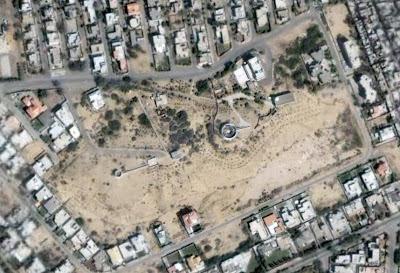 Karachi, Pakistán Torre del silencio