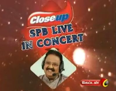 SPB Live in Concert – Cpatain Tv Full Show Program