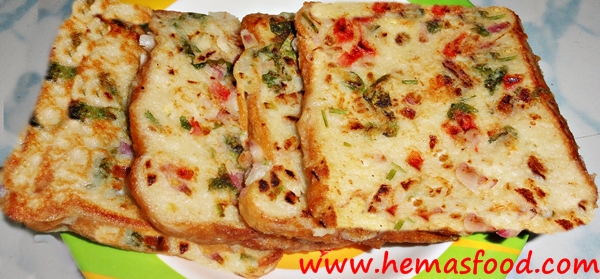 Indian food recipes hemas kitchen variety bread toast forumfinder Gallery