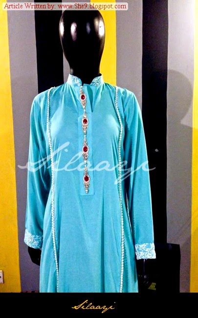 Silaayi Formal Eid Collection 2014