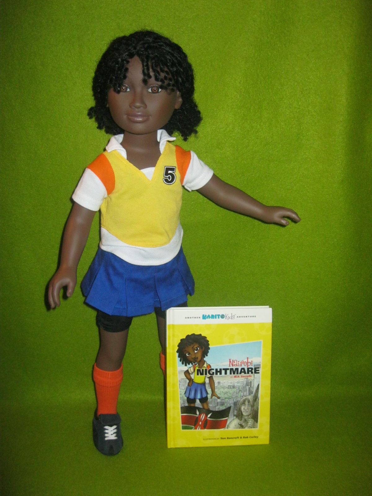 American Girl Outsider Casual Fridays Lulu From Karito Kids