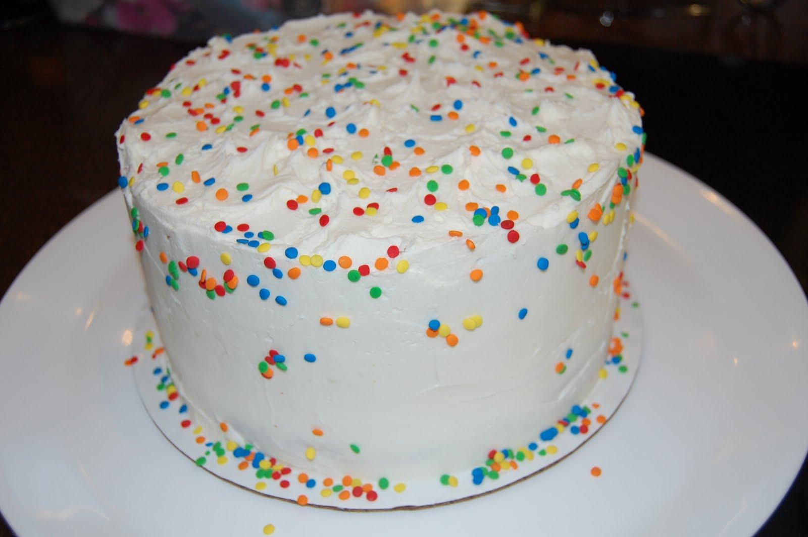 Ice Cream Cake Edible Image : Edible Elegance: Ice cream cake