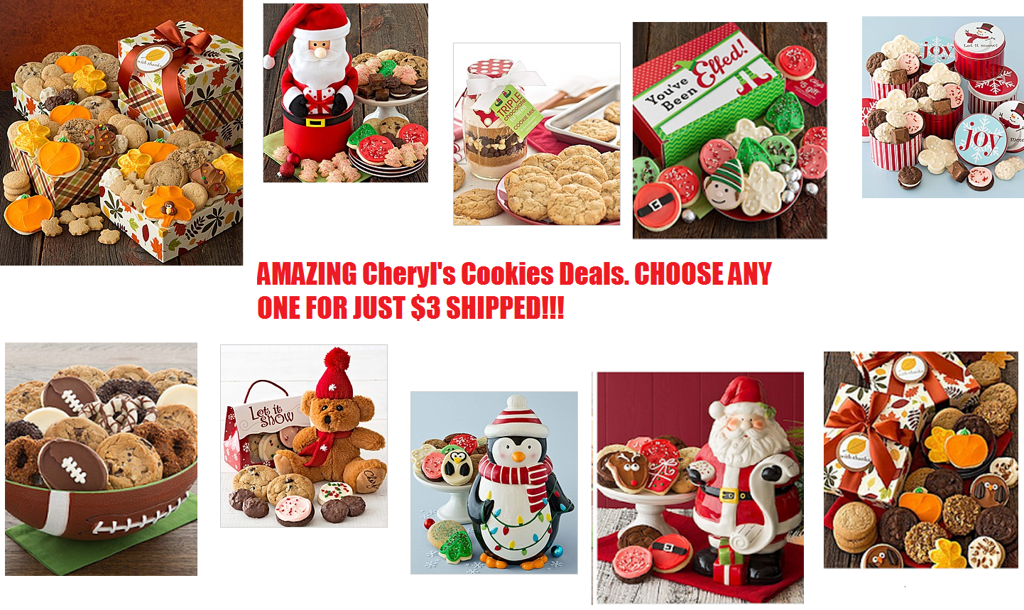 Cheryl's cookies coupon codes