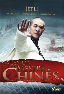 A Lenda do Mestre Chinês - Torrent BluRay & DVDRip (The Sorcerer and the White Snake) Dual Áudio (2013)