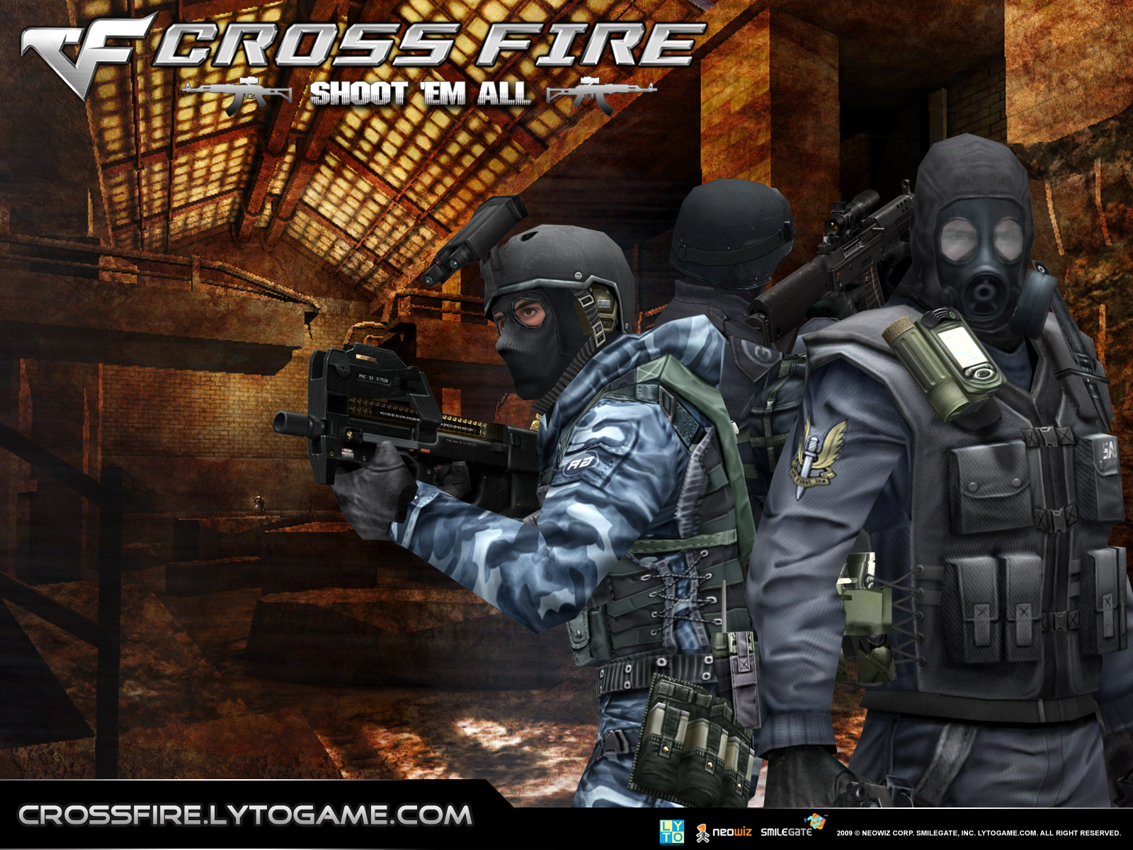 Crossfire Online Game
