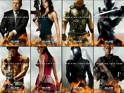 Free download GI JOE 2 Retaliation 2013 Movie - Official [HD]