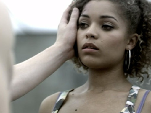 Touching Alisha's (Antonia Thomas) Skin With Your Bare Hands Will Send