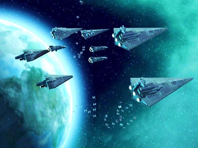 Έτοιμα τα διαστημόπλοια της nwo???