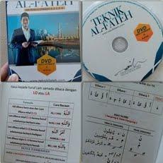 Teknik Al-Fateh (Mengaji Qur'an Mudah!)