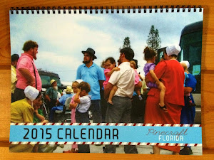 2015 Calendar of Pinecraft Florida